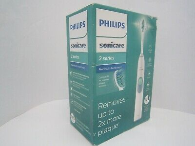 PHILIPS SONICARE 2 SERIES ProResults BRUSH HEAD TOOTHBRUSH HX6251/40 NEW BOXED
