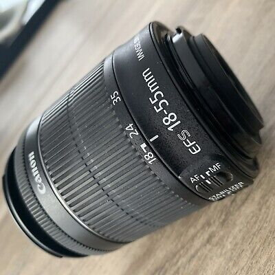 objectif canon 18-55 Comme Neuf