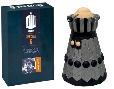 Official Licensed Merchandise Doctor Who Figurine Colony Sarff Hand Painted 1:21 Scale Collector Boxed Model Figure #68