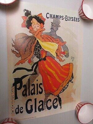 Paris Champs Elysees 14.50x36 approx poster
