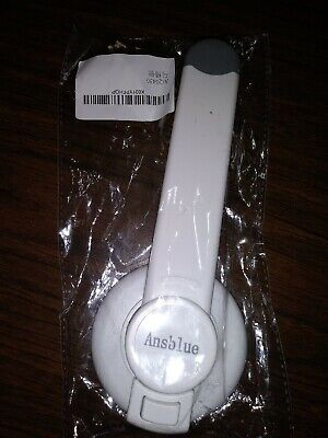 Ansblue Baby Toilet Lock, Baby Safety, Universal Fit 3M Adhesive NEW