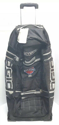 Ogio Rig 9800 Wheeled Rolling Gear Bag Suitcase Luggage - Pistons