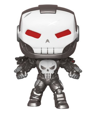 Funko Pop! Marvel Punisher War Machine Vinyl Figure - PX PRESALE (APRIL)