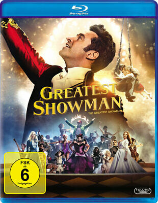 Blu-ray: Greatest Showman NeU/ OvP # Hugh Jackman  Zac Efron