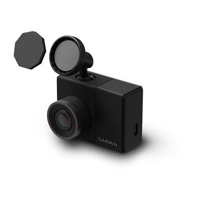 Garmin Dash Cam 45, A Compact and Discreet GPS-enabled Dash Cam for your Car.