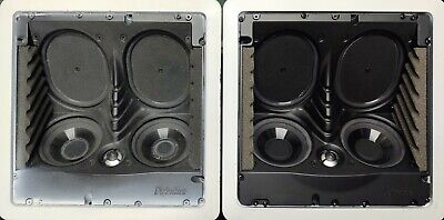 Definitive Technology Uiw Rcs Iii Ultimate In Wall Speakers ( Pair )