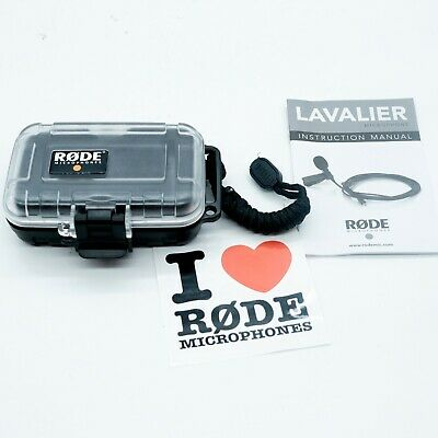 Rode Lavalier Lapel Cable Professional Microphone