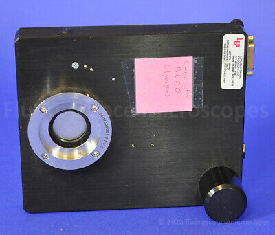 LEP LUDL Filter Wheel for Olympus Fluorescence Microscope