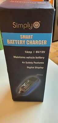 simply smart battery charger btc2001