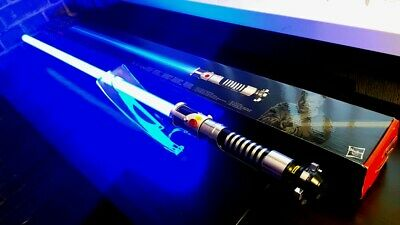 NIB Star Wars Black Series OBI-WAN KENOBI FX LIGHTSABER Episode /Phantom Menace