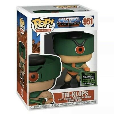 Tri-Klops - Masters of the Universe Funko Pop 2020 ECCC Shared Excl Pre-Order