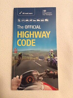 The Official Highway Code 2019/20 DVSA Paperback Latest Edition for Theory Test