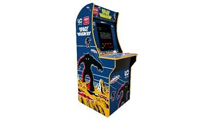Space Invaders Arcade Machine, Arcade1UP, 4ft Blue BRAND NEW