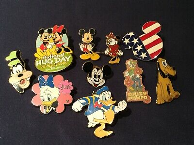 Disney Trading Pins Lot 10 Auction
