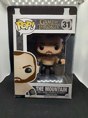 Funko POP! The Mountain #31 Vaulted Game of Thrones HBO