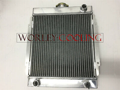 Full aluminum alloy radiator FOR HIgh-per race  datsun 1200 manual MT