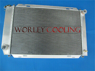 52Mm Ford Mustang Manual Mt Aluminum Radiator 1979-1993