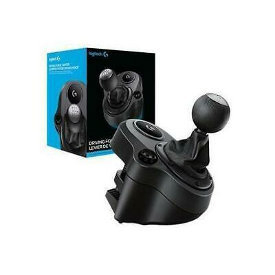 Logitech G29 and G920 DRIVING FORCE SHIFTER Stick Racing Realistic Experience