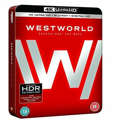 Westworld Season One - The Maze 4K UHD Blu-RayDigital HD [2017]