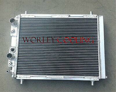 Aluminum radiator for Lancia Delta HF Integrale 8V/16V / EVO 2.0 Turbo 1987-1995