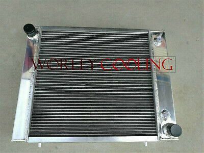 3ROW radiator FOR LAND ROVER Defender & Discovery 200 TDI 2.5 Turbo diesel 89-94