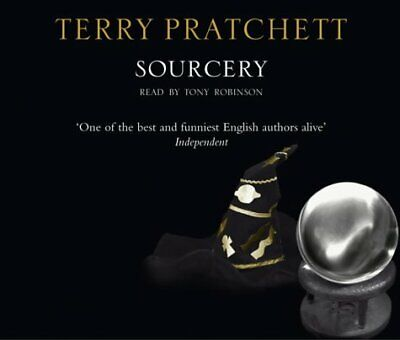 Sourcery Discworld