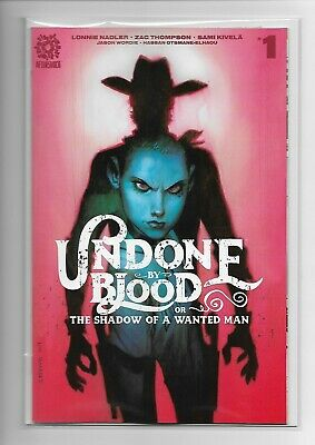 Undone By Blood #1 1 for 15 Variant Aftershock Comics