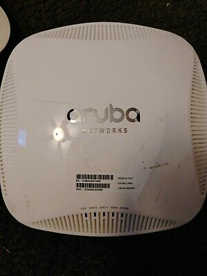 Aruba Networks WIFI Router (APIN0225) POE! ALL TESTED!!!! HIGHLY OPERATIONAL