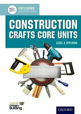 Construction Crafts Core Units Level 2 Diploma Nvq Construction
