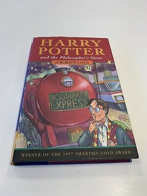 Harry Potter and the Philosopher's Stone, first edition, first print, thus