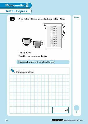 KS2 Maths SATs Practice Papers for the 2020 test Year 5 National Curriculum SA