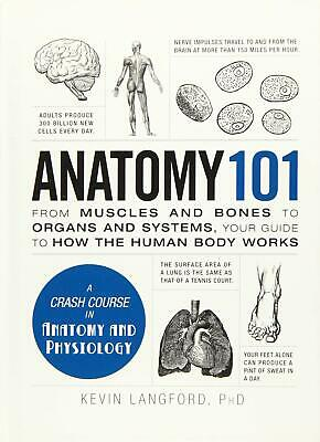 Anatomy 101 From Muscles and Bones to Organs and Systems, Your Guide to How the