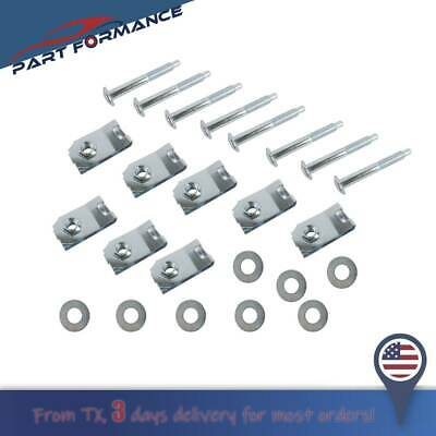 OEM NEW Truck Bed Mounting Hardware Kit 99-13 Ford Super Duty XC3Z-9900038-AA