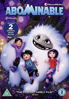 Abominable DVD [2019]