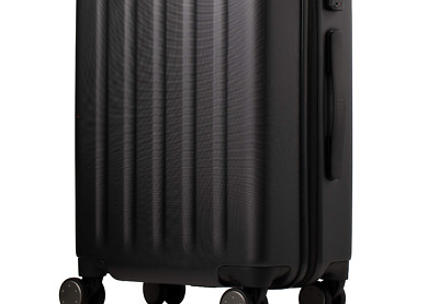 Carry On Luggage 22x14x9 with Spinner Wheels, 100% Polycarbonate Hardside NIN...