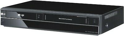 LG RCT689H - DVD & VHS recorder + Afstandsbediening (demo model)