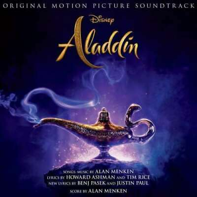 Aladin - Orignal Soundtrack - Various Artist                    CD NEU OVP