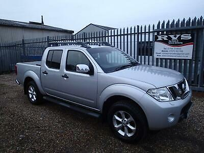 2015 Nissan Navara DCI TEKNA 4X4 SHR DCB Pick up Diesel Manual