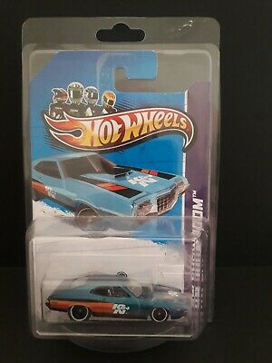 Hot Wheels 2013 Super Treasure Hunt'72 Ford Gran Torino Sport