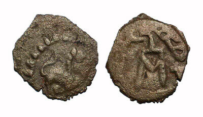 (15025) Chach AE coin, Unknown ruler.