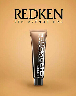 REDKEN CHROMATICS BEYOND COVER ODS2 63ML Various Shades Age Defying Hair Colour