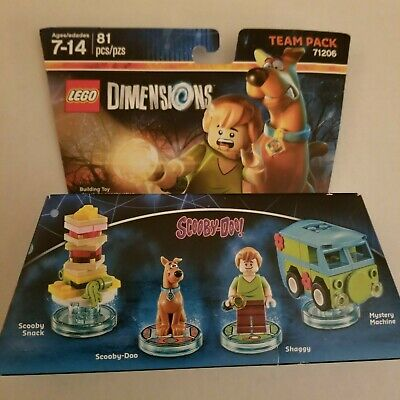 LEGO Dimensions Scooby Doo Team Pack BRAND NEW