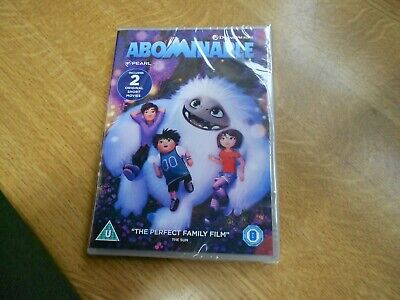 Dreamworks....abominable.....dvd