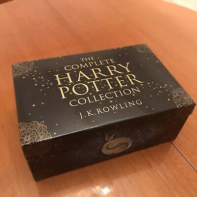 The Complete Harry Potter Paperback Boxed Set by J. K. Rowling