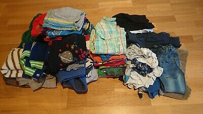Huge bundle of Boys clothes age 3-4 years 80+ items