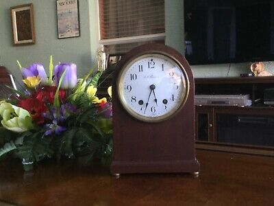 Antique Seth Thomas shelf mantle clock