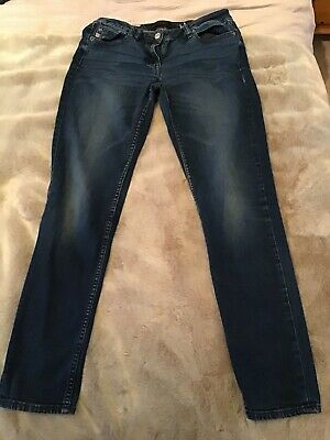 Women's Relaxed Skinny Next Jeans Size 12L