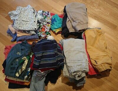 Huge Boys clothes age 4-5 years bundle 40+ items