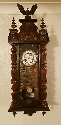 antique clocks pre 1900