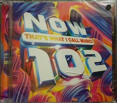 Now Thats What I Call Music 102 - Various Artists (2CD Album, Crack Case) Sealed